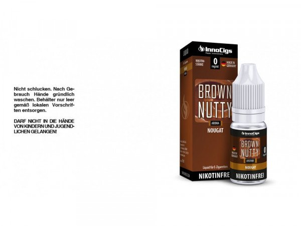 Brown Nutty - Nougat 10 ml