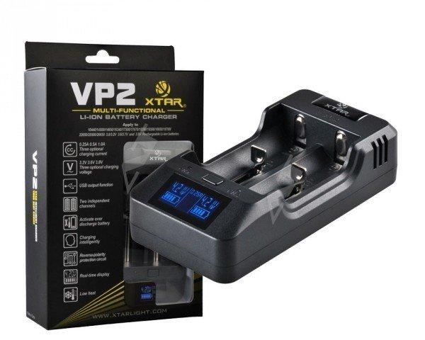 VP2 Ladegerät