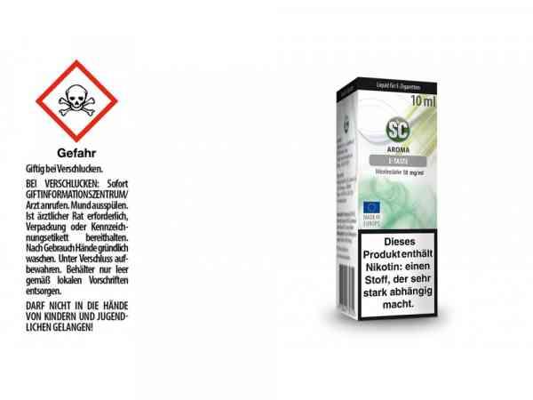 E-Taste E-Zigaretten Liquid