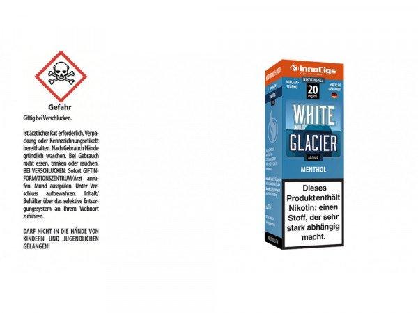 White Glacier Nikotinsalz