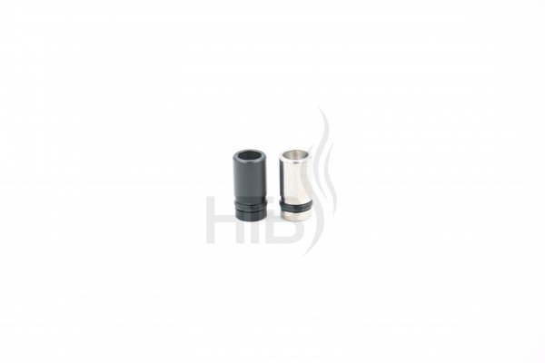 Aspire K3 Drip Tip, schwarz o. silber