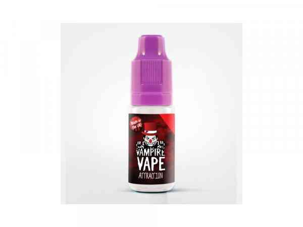 Vampire Vape Attraction - E-Zigaretten Liquid