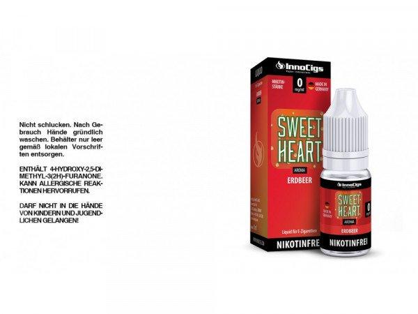 Sweetheart - Erdbeere 10 ml