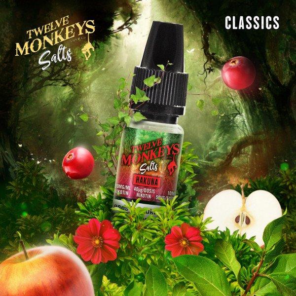 Twelve Monkeys - Hakuna Nikotinsalz