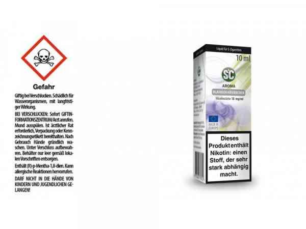 Blaubeer Käsekuchen E-Zigaretten Liquid
