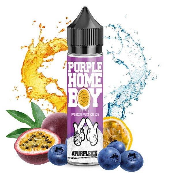#Purpleice - Purple Home Boy Aroma