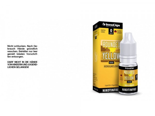 Rounded Yellow - Honigmelone 10 ml