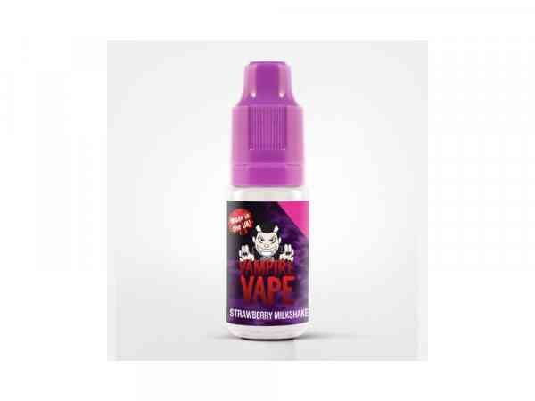Vampire Vape Strawberry Milkshake - E-Zigaretten Liquid