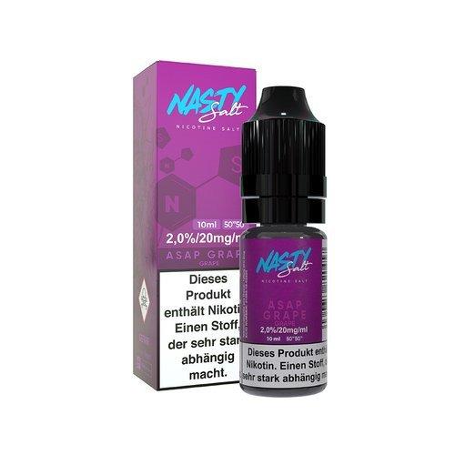Nasty Juice - Asap Grape Nic Salt 20mg
