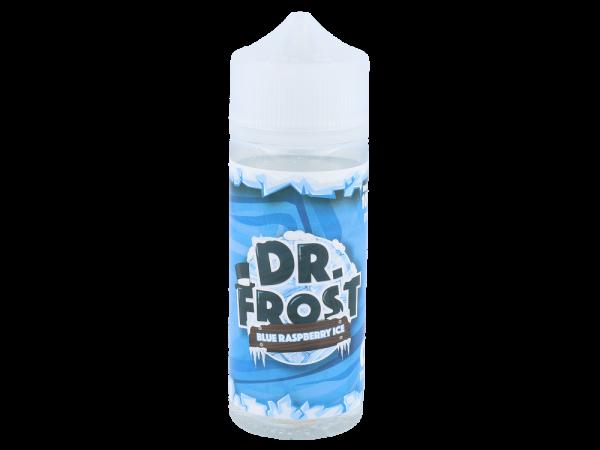 Dr. Frost - Blue Raspberry Ice - 100ml 0mg/ml