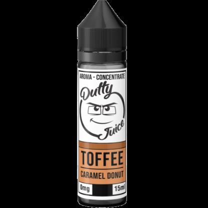 Dutty Juice - Toffee Caramel Donut Aroma