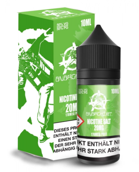Anarchist - Green Nikotinsalz