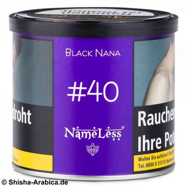Nameless Tobacco - Black Nana 200g