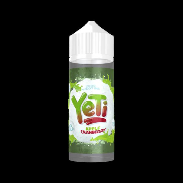 Yeti - Apple Cranberry