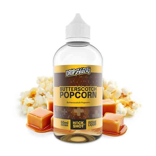Drip Hacks - Butterscotch Popcorn Aroma