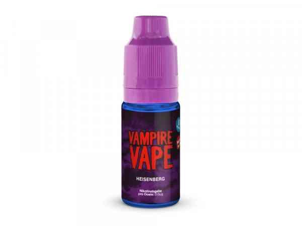 Vampire Vape - Heisenberg Liquid 10 ml