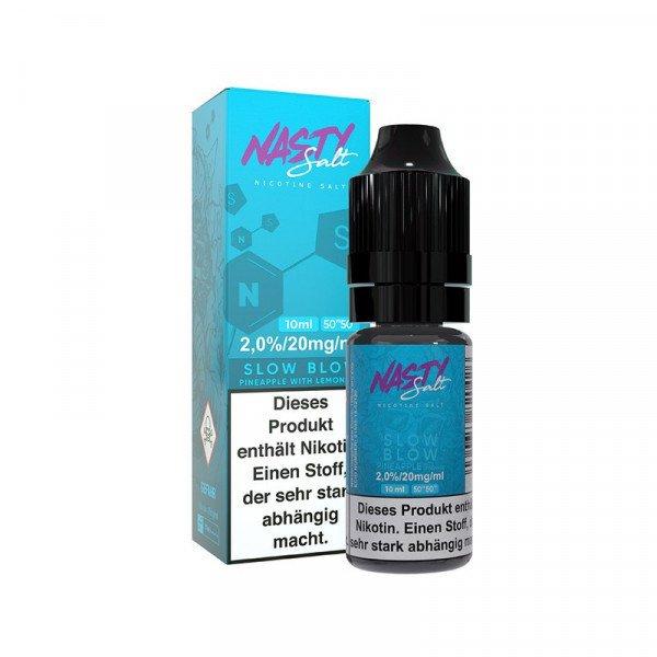 Nasty Juice - Slow Blow Nic Salt 20mg