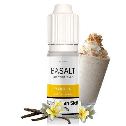 Basalt - Vanilla Nikotinsalz