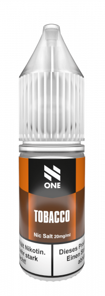N One - Tobacco Nikotinsalz