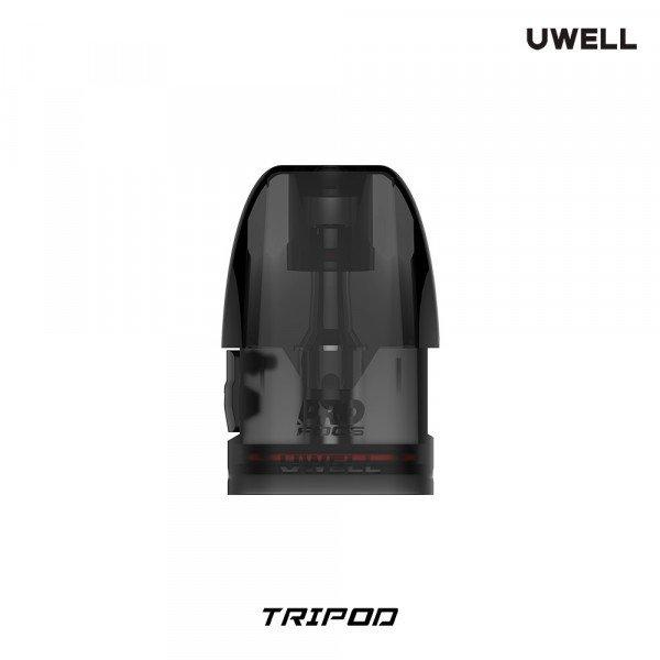 Uwell - Tripod Ersatzpods 1,2 Ohm