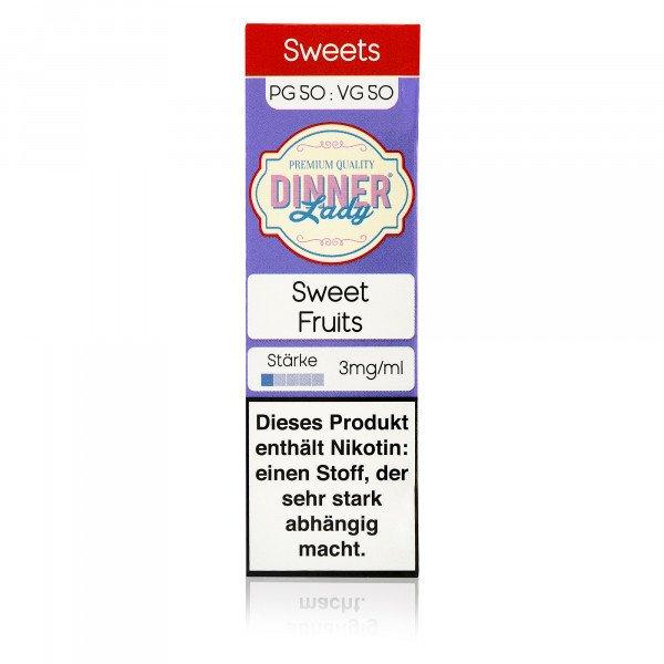 Dinner Lady - Tuck Shop - Sweet Fruits 10 ml