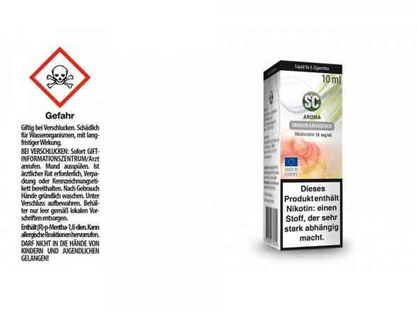 Erdbeer Käsekuchen E-Zigaretten Liquid