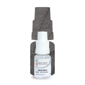 Tabak Silver 10 ml