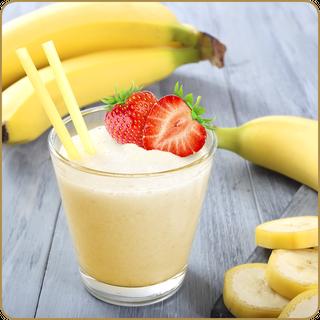 Bananen-Smoothie 10 ml Aroma
