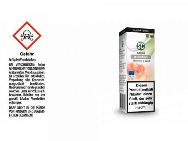 Erdbeermilch E-Zigaretten Liquid
