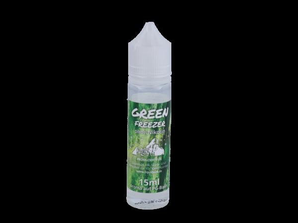 Frosty Affairs - Aroma Green Freezer 15ml
