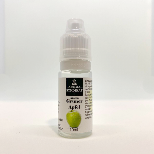 Aroma Syndikat - Grüner Apfel 10 ml Aroma