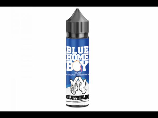 Blue Home Boy - #Bluffberliner Aroma