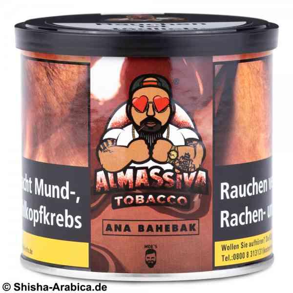 ALMASSIVA - Ana Bahebak 200g