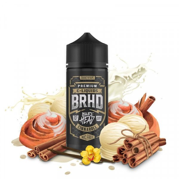 BRHD - Barehead - Cinnaroll Aroma