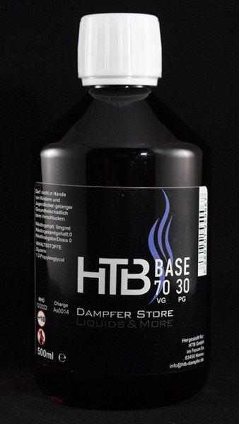 HTB Base 500ml VG70/PG30 - 0 mg