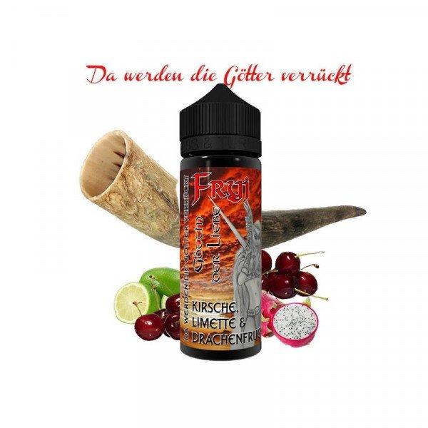 Bamberger Dampflädla - Lädla Juice - Freyja - Göttin der Liebe