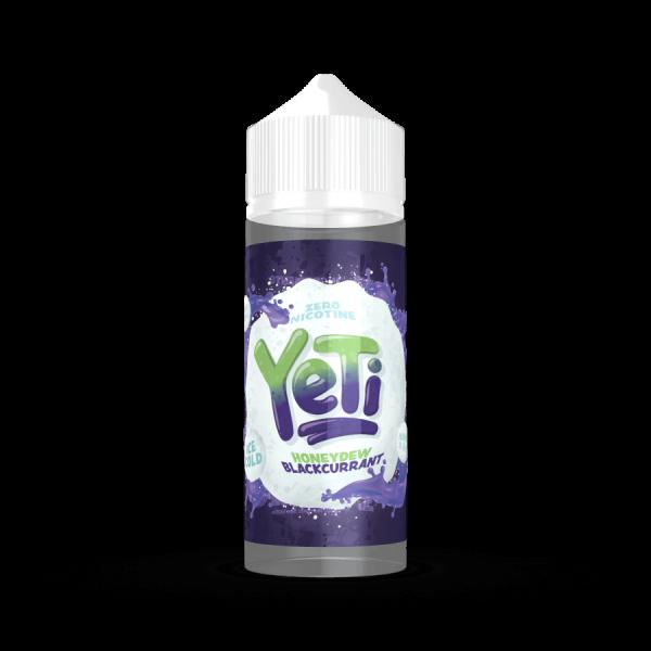 Yeti - Honeydew Blackcurrant