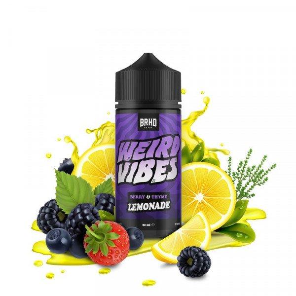BRHD - Weird Vibes - Berry & Thyme Aroma