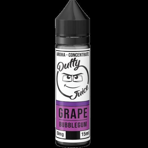 Dutty Juice - Grape Bubblegum Aroma