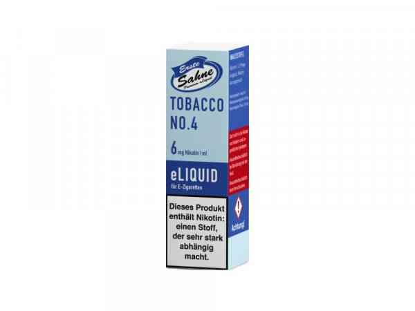 Erste Sahne Tobacco No. 4 - E-Zigaretten Liquid