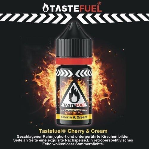 Tastefuel - Cherry & Cream MTL Aroma