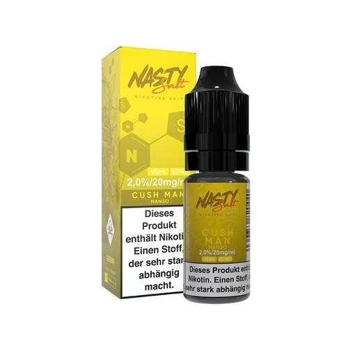 Nasty Juice - Cush Man Nic Salt 20mg