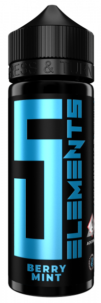 5 Elements - Berry Mint Aroma