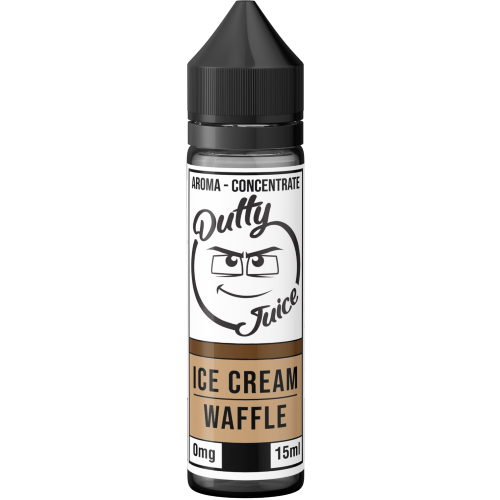 Dutty Juice - Ice Cream Waffle Aroma