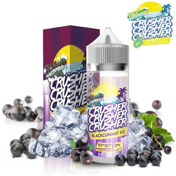 Crusher - Blackcurrant Ice 100 ml