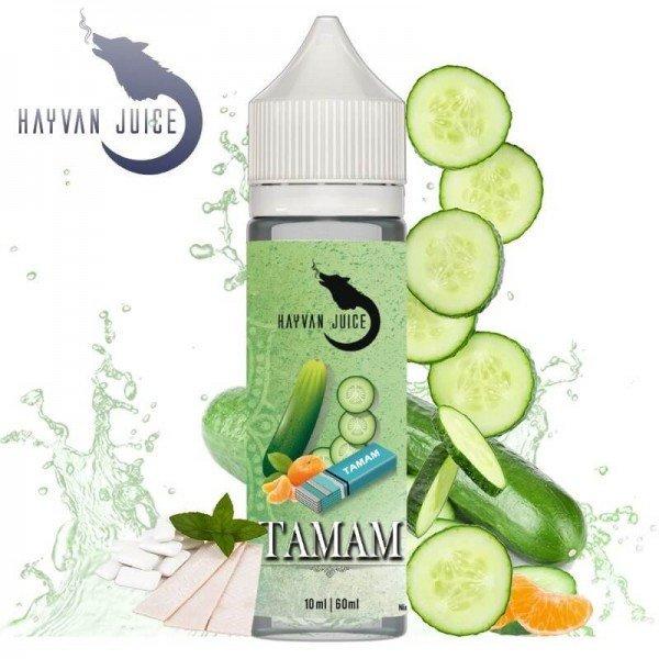Hayvan Juice - Tamam Aroma