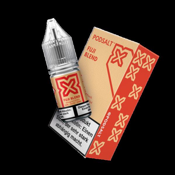 Pod Salt X - Fuji Blend Nikotinsalz