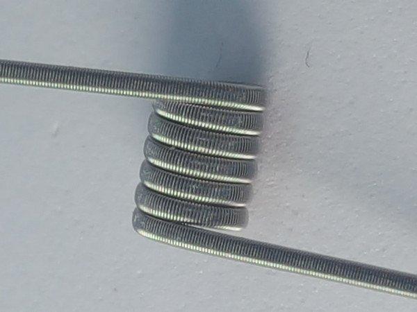 NiCr80 Mtl Coils