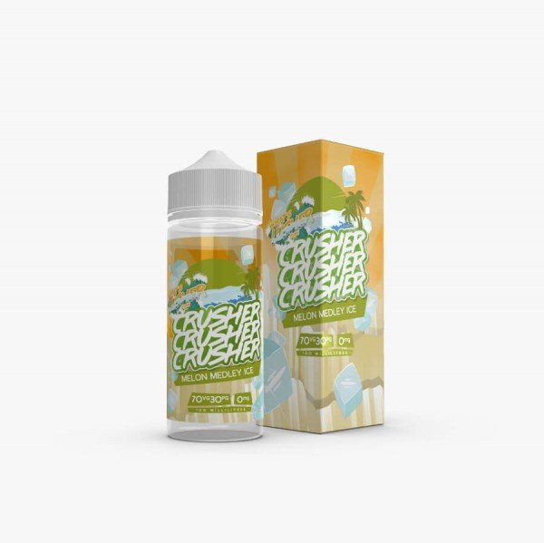 Melon Medley Ice 100 ml
