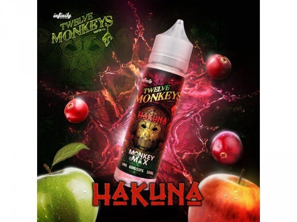 Twelve Monkeys - Hakuna DIY